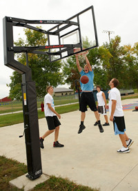 Goalsetter Adjustable Basketball Hoops